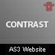 Contrast - Premium Portfolio Template - ActiveDen Item for Sale