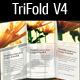 Tri Fold Brochure V4 - GraphicRiver Item for Sale