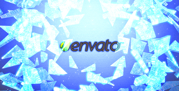 After Effects Project - VideoHive Ice Cube Explosion 233441