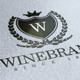 Wine Brand Logo - GraphicRiver Item for Sale