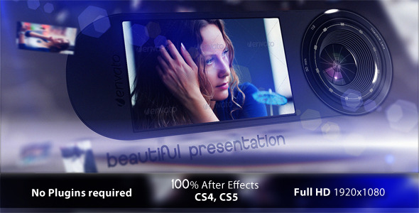 VideoHive Words Inside of Picture 2007469