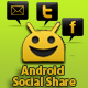 Android Share Social Network plugin