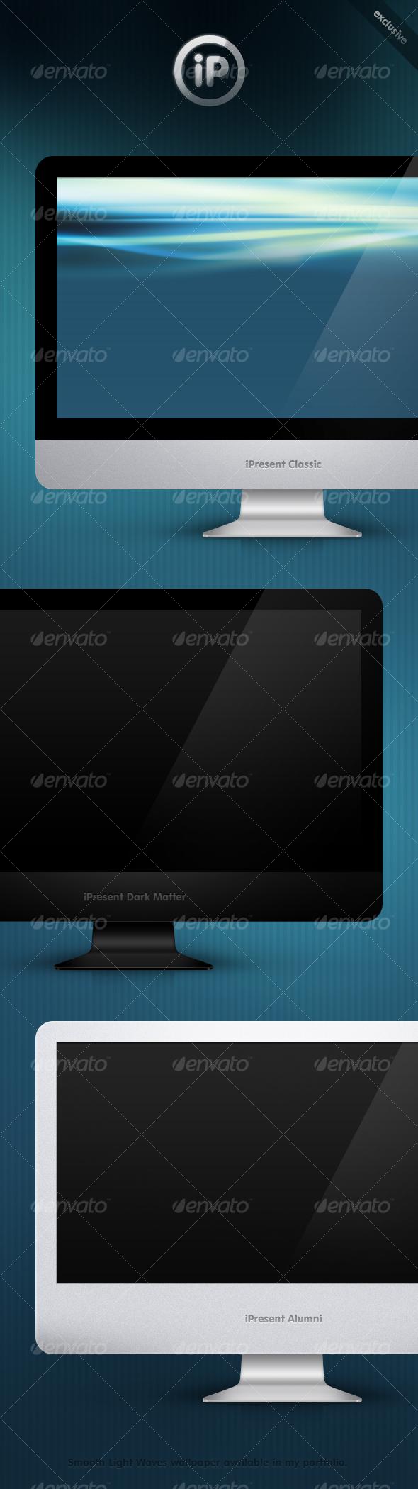 iPresent - Monitors Displays
