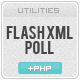 Flash xml php poll - ActiveDen Item for Sale
