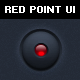 Red Point User Interface Elements - GraphicRiver Item for Sale