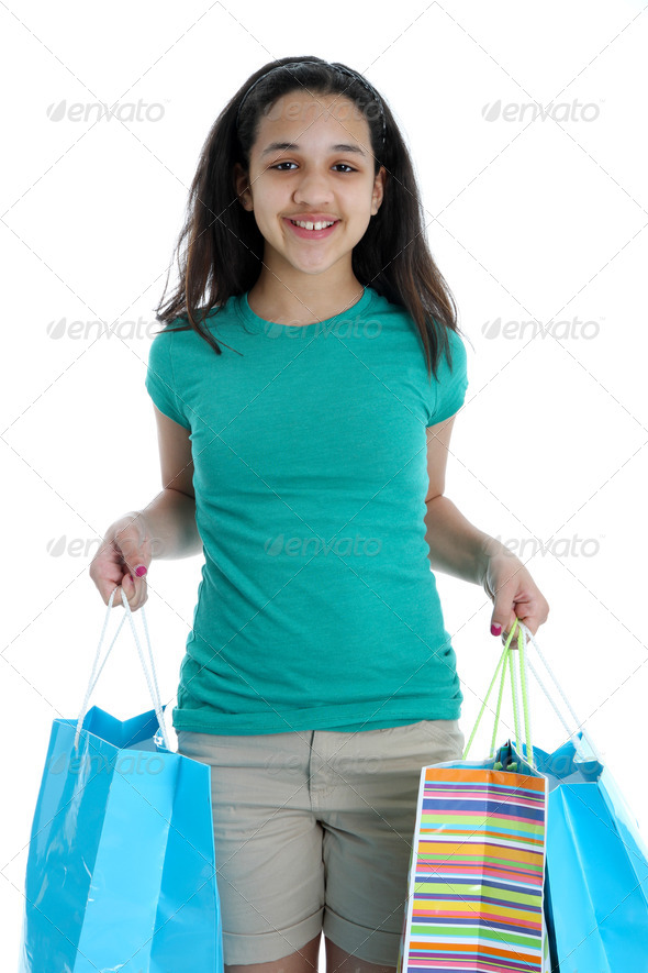 Teen Girl - Stock Photo - Images