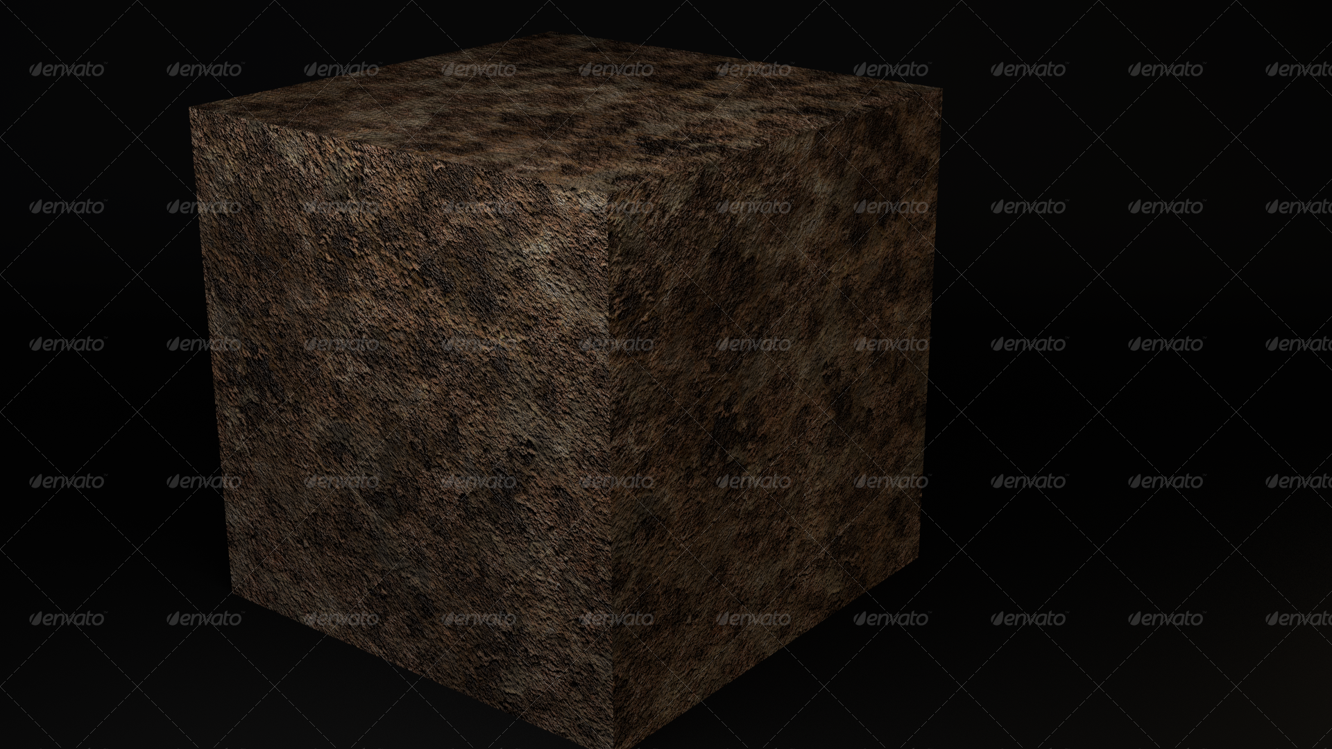 3DOcean Cliff Rock Terrain Tileable 2013259