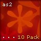 Xmas FX Background 10 Pack - ActiveDen Item for Sale