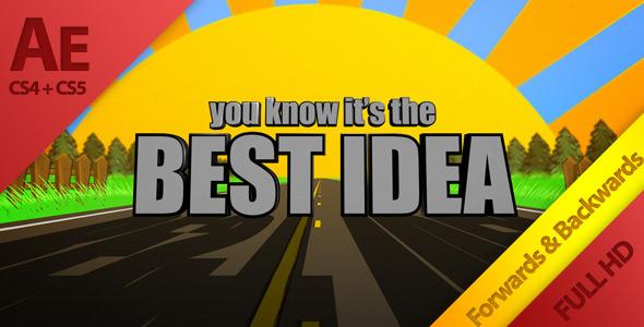 VideoHive Roadside Presentation 2014123