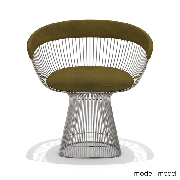 3DOcean Knoll Platner armchair 234275