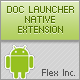 Document Launcher Native Extension for Android - ActiveDen Item for Sale