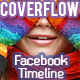 Coverflow Facebook Timeline Cover - GraphicRiver Item for Sale