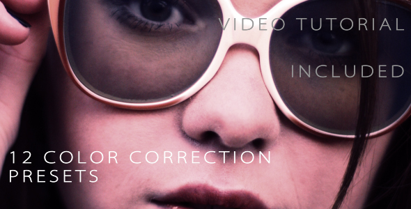 After Effects Project - VideoHive High Impact Cinematic color correction pack 233103