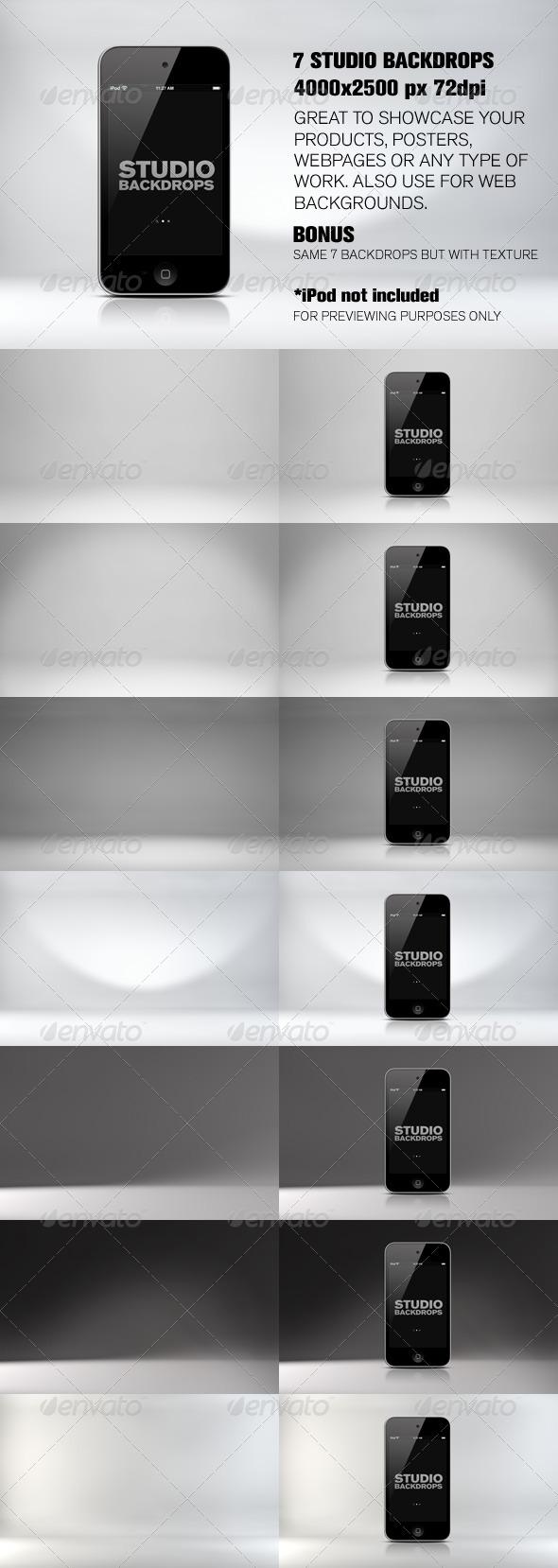 GraphicRiver Studio Backdrops 234575