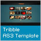 Tribble - AS3 XML Website Template - ActiveDen Item for Sale