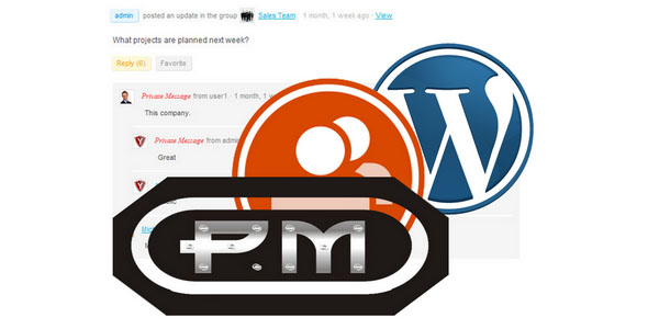 CodeCanyon Buddypress Private Reply Plugin 234671