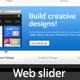 website slider with navigation's  - GraphicRiver Item for Sale