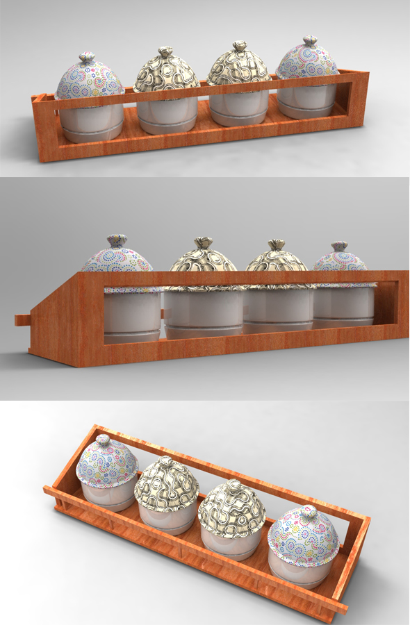 3DOcean Can suport 3D Models -  Deco Objects 234850