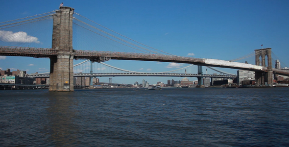 Brooklyn Bridge Full HD