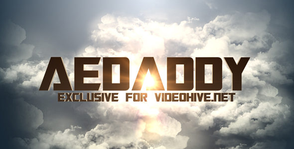 Cinema Opener 234920 - Videohive shareDAE