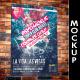 Flyer/Poster/Presentation Mock Up