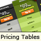 CSS3 Mega Pricing Tables Pack
