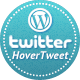 Twitter Hover Tweet for WordPress