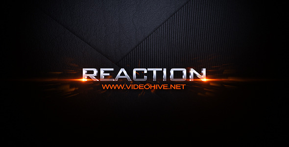 After Effects Project - VideoHive Reaction Reveal 2026100