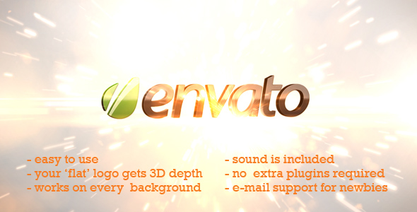After Effects Project - VideoHive Crazy Logo Tag 235536