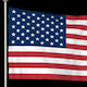 United States flag seamless loop - VideoHive Item for Sale