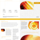 4 page brochure in 2 sizes - GraphicRiver Item for Sale