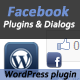 "Facebook Plugins<hr/> Comments & Dialogs for WordPress"" height=""80″ width=""80″></a></div><div class="
