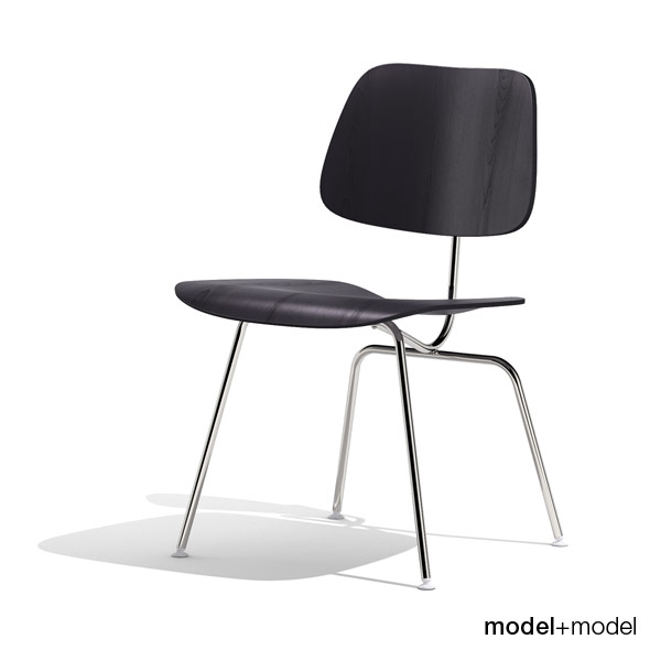 Eames DCM (Dining Chair Metal) - 3DOcean Item for Sale
