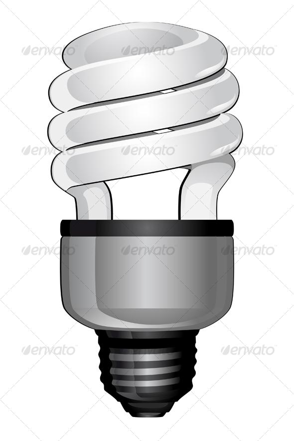GraphicRiver Light bulb 77355