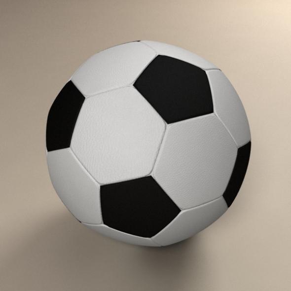 3DOcean Soccer ball 235985