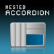 Nested Interactive Accordion - ActiveDen Item for Sale