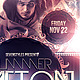 Sation Flyer Template - GraphicRiver Item for Sale