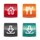 Glossy Internet Icons - Set 1 - GraphicRiver Item for Sale