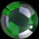LOOP GLASS FOOTBALL - VideoHive Item for Sale