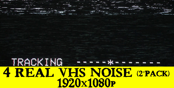 Download 4 Vhs Real Footage Full Hd (2°pack) nulled download