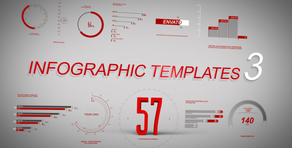 VideoHive Infographic Template 3 2014614