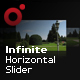 XML Driven Infinite Horizontal Slider - ActiveDen Item for Sale