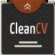 CleanCV2 - Professional Resume/CV Online