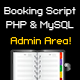 Booking Script - Flash, PHP & MySQL with Admin - ActiveDen Item for Sale