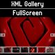 XML Gallery with FullScreen and Mouse Scroll - ActiveDen Item for Sale
