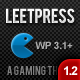 LeetPress - A Gaming WordPress Theme - ThemeForest Item for Sale