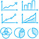 Business Flowchart and Graphs - GraphicRiver Item for Sale