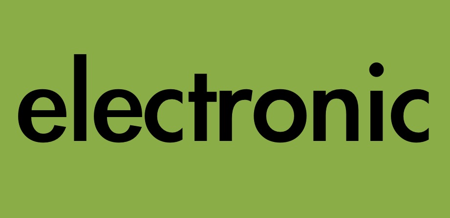 music collection of electronic genres