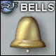 Interactive Ringing Swinging (Jingle/hand) Bells  - ActiveDen Item for Sale