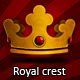 The royal crest and seal - GraphicRiver Item for Sale